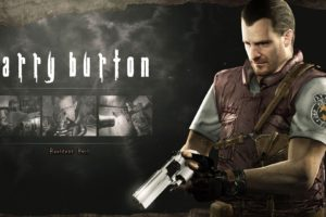 Resident Evil HD Remaster, Barry Burton