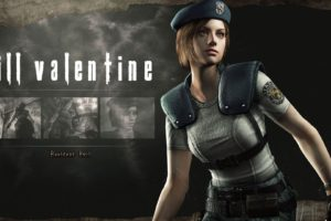 Jill Valentine, Resident Evil HD Remaster