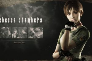 Resident Evil HD Remaster, Rebecca Chambers
