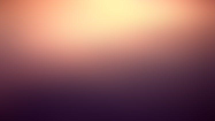 blurred, Minimalism, Gradient HD Wallpaper Desktop Background