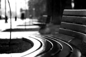photography, Monochrome, Rain