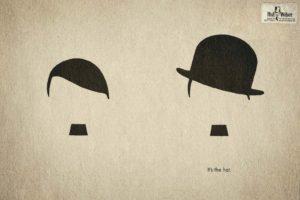 Charlie Chaplin, Adolf Hitler