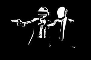 Pulp Fiction, Pulp Fiction (parody), Daft Punk