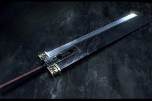 Final Fantasy, Buster sword