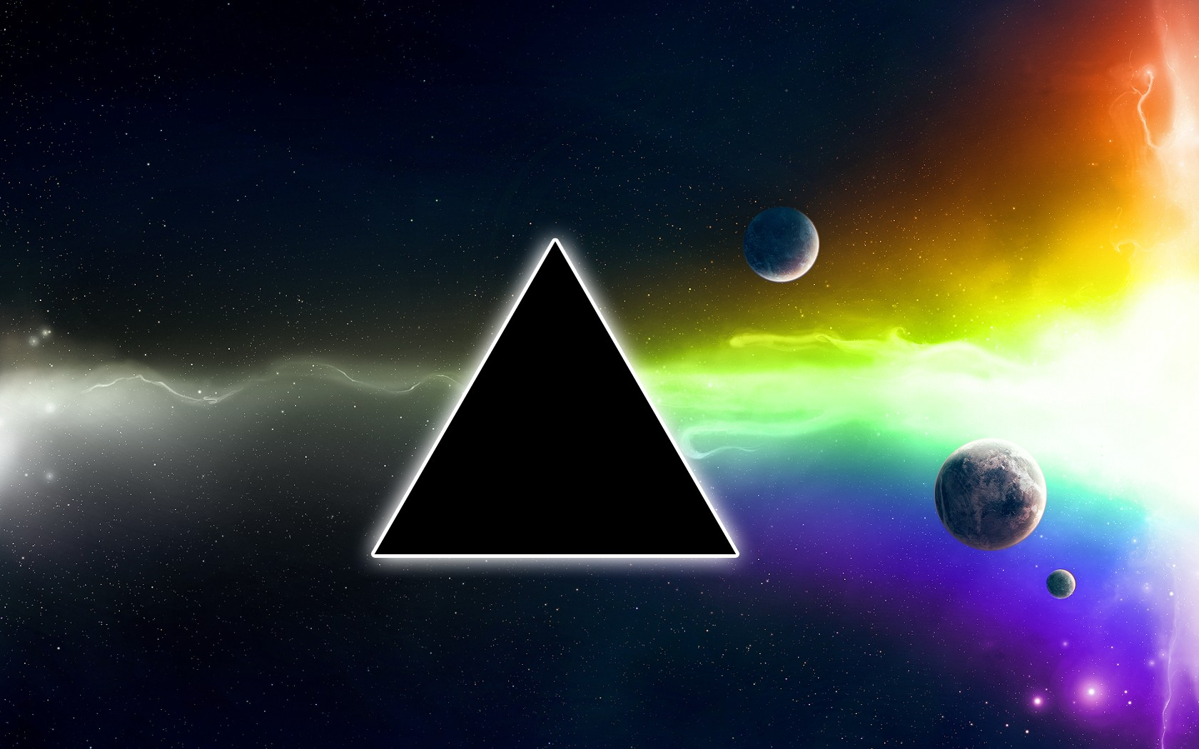 Prism Pink Floyd Dark Side Of The Moon Hd Wallpapers Desktop