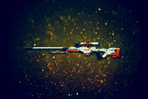 Counter Strike: Global Offensive, Sniper rifle, Accuracy International AWP