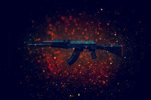 Counter Strike: Global Offensive, Weapon, Gun, AKM