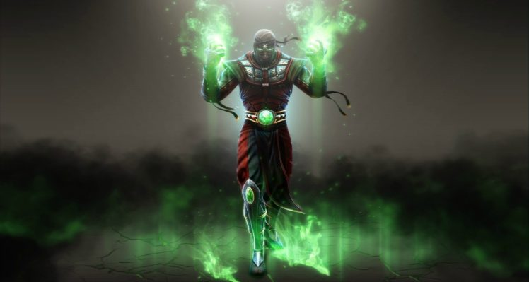 Mortal Kombat Ermac Pc Gaming Mortal Kombat X Hd Wallpapers