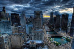 city, Chicago