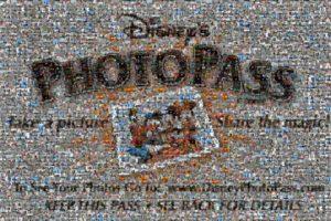 photo manipulation, Disney, Mosaic