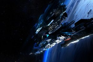 Stasis, Science fiction