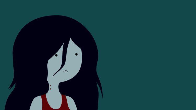Adventure Time, Marceline, Marceline the vampire queen, Minimalism HD Wallpaper Desktop Background