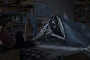 horror, Children
