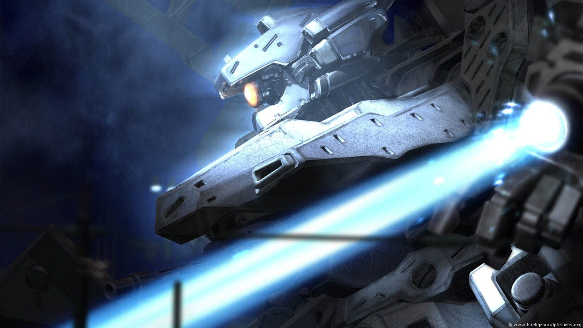 Get Armored Core Wallpaper 1920X1080 PNG