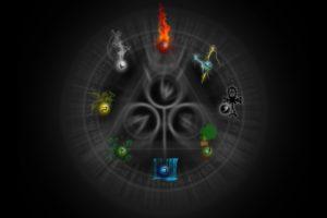 magic, Elements