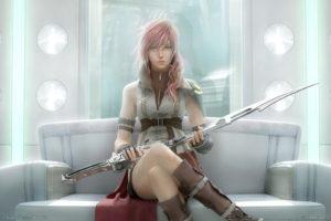 Final Fantasy XIV, Claire Farron