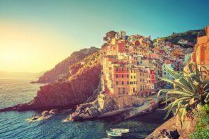 city, Water, Boat, Cinque Terre