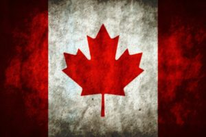 Canada, Canadian flag, Red, Flag
