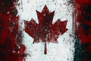 Canada, Canadian flag, Flag
