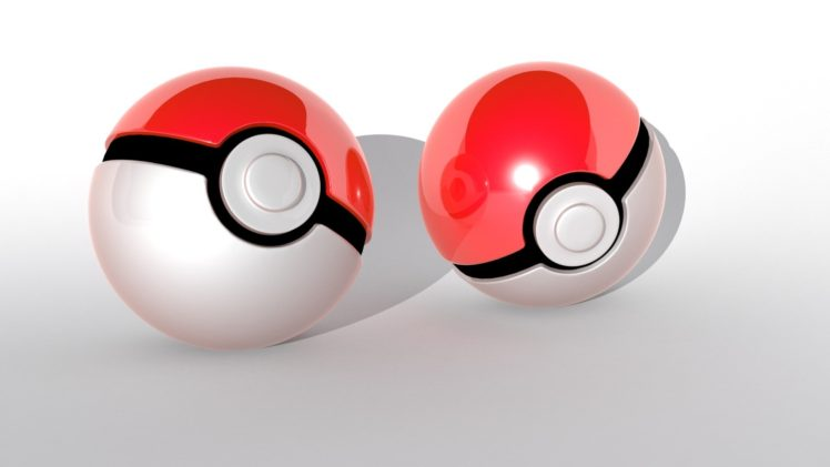 Pokemon, Pokéballs HD Wallpaper Desktop Background