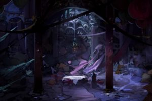 Castlevania: Lords of Shadow, Concept art