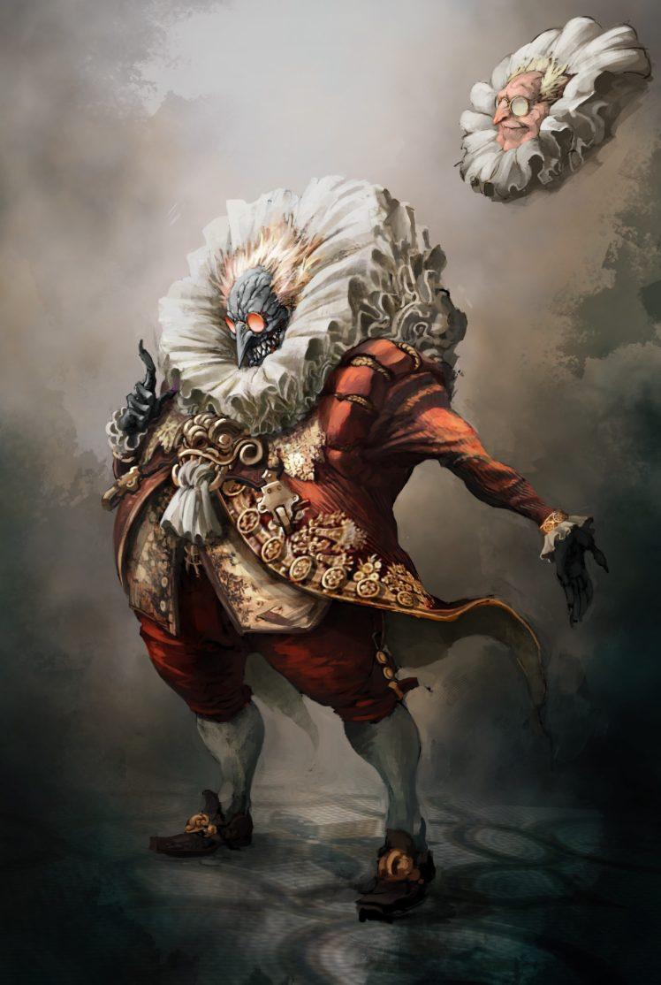 Castlevania Lords Of Shadow Concept Art Hd Wallpapers Desktop