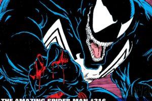 Venom, Spider Man, Comic books