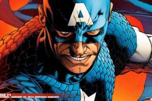 Captain America, Comic books
