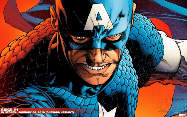Captain Marvel Fantasy Art Wallpapers Hd Desktop And: Captain America, Comic Books HD Wallpapers / Desktop And