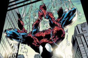 Spider Man, Upside down, Comic books