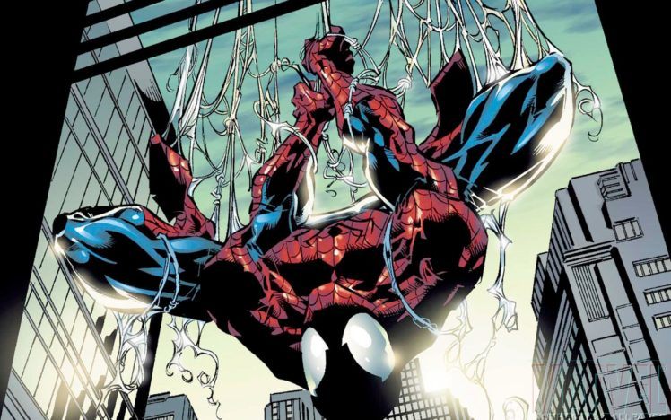 spider man upside down comic books hd wallpapers desktop and