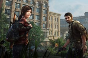 The Last of Us, Apocalyptic, Joel, Ellie