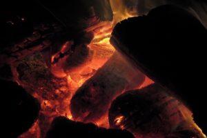 fire, Dark