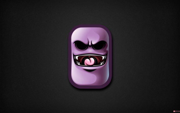minimalism, Simple background, Angry, Tongues, Open mouth, Teeth HD Wallpaper Desktop Background