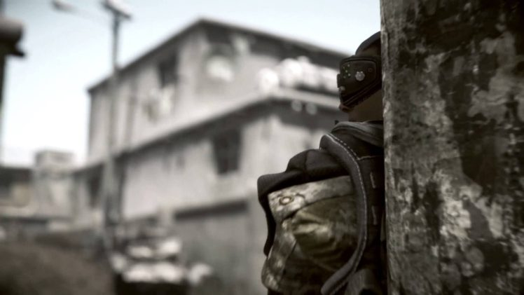 Warface, First person shooter, Crytek HD Wallpaper Desktop Background