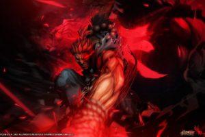 Akuma, Street Fighter, Capcom
