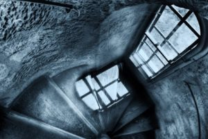 architecture, Building, HDR, Stairs, Shadow, Indoors, Monochrome