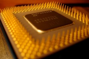 CPU, Pins
