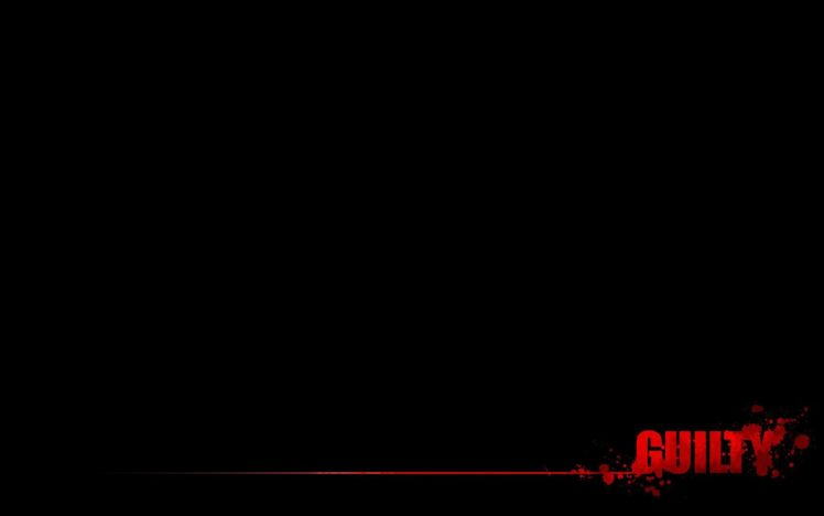 black, Red HD Wallpaper Desktop Background