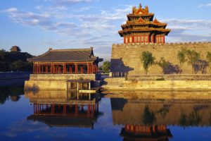 building, Architecture, China, Temple