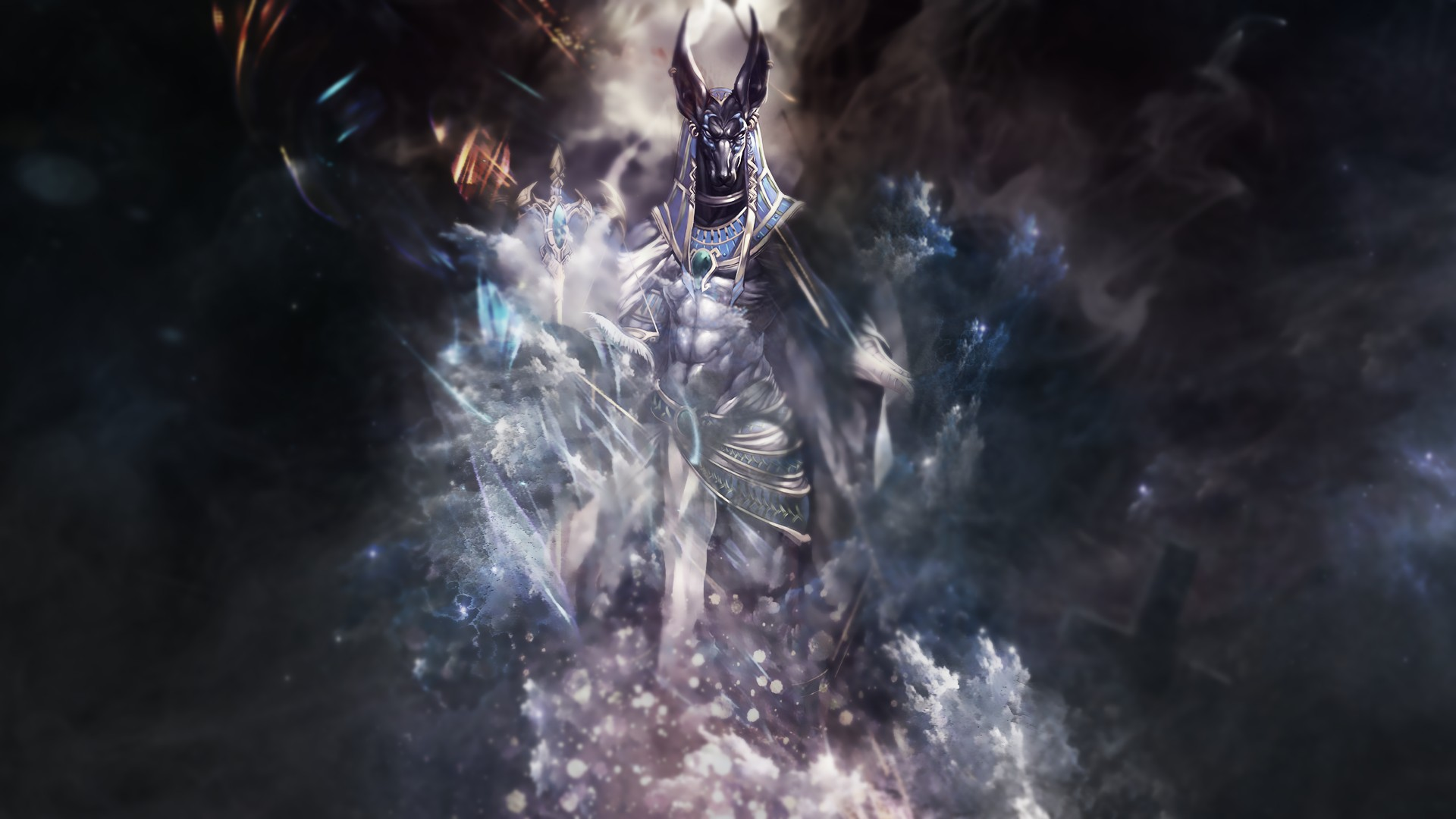 smite anubis hd wallpapers desktop and mobile images