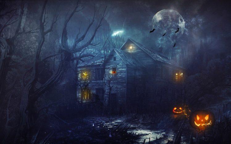 Halloween HD Wallpaper Desktop Background