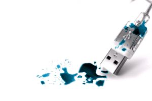 USB, Color codes, Technology