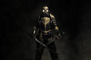 cyberpunk, E.Y.E: Divine Cybermancy, Katana