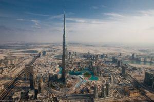 Dubai, Cityscape, Architecture