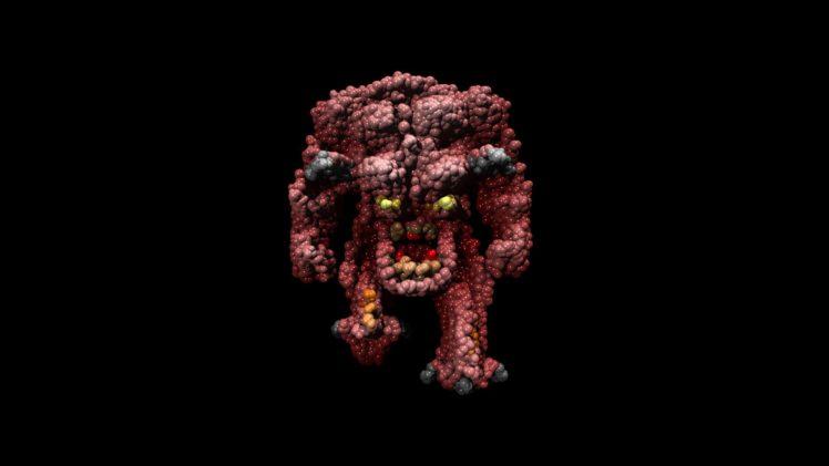 Doom (game) HD Wallpaper Desktop Background
