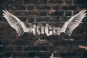 wings, Bricks, Walls