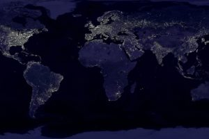 Earth, Map