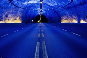 road, National Geographic, Tunnel
