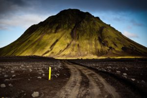 National Geographic, Mountain, Iceland, Dirt road